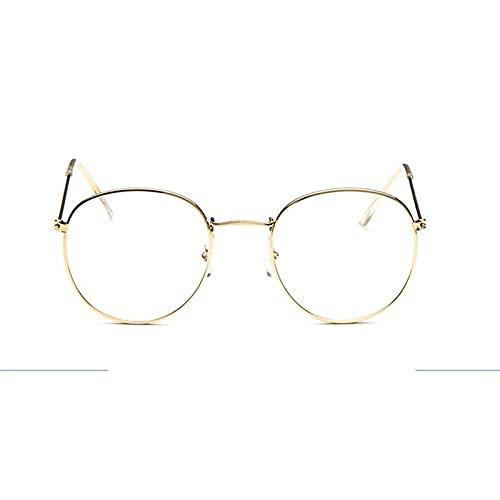 Gafas de sol redondas de lujo Mujeres de la marca de la marca Retro Gafas de sol Conducción Gafas de sol para las mujeres Lady Men Hembra Hembra de sol Espejo Sol para caras pequeñas UV barato Hombres