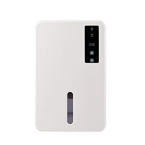 Haushalts Intelligente Kleine Luftentfeuchter 1,5 L LED-Anzeige Luftentfeuchter Kleiderschrank Lufttrockner Feuchtigkeitsabsorber