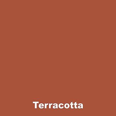 Horizon 5L Betonfarbe Bodenfarbe Bodenbeschichtung Garagenfarbe, Kellerfarbe, Fußbodenfarbe für Beton Zement Holz Metall Farbe Terracotta