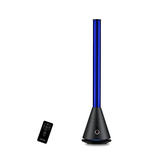 WBYY Ventilador De Torre con Control Remoto - Oscilación, Ventilador Portátil, Ionizador De Limpieza De Aire