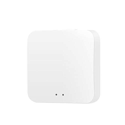 La puerta de enlace inteligente SKTE Wifi, sensor de interruptor inteligente, puerta de enlace inalámbrica de control remoto, se puede utilizar con el hogar inteligente