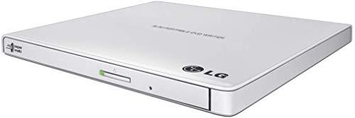 LG GP57EW40 DVD-R/RW+R/RW Slim Extern Retail weiß