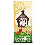 Aqua One Hazel Hamster Lovelies with Banana44  Strawberry & Apricot - 4.2 oz