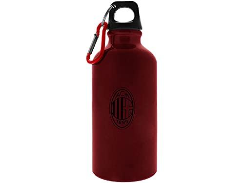 Giemme Borraccia con MOSCHETTONE AC Milan 400ml