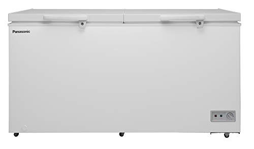 Panasonic 500 L Double Door Deep Freezer (SCR-CH500H1A,White,Convertible)