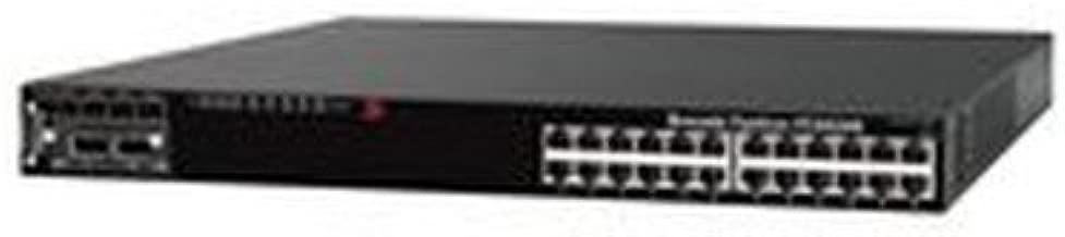 Brocade FastIron FCX624S-HPOE Switch L3 managed 24 x 10/100/1000 (PoE), 4 x shared SFP rack Mountable PoE