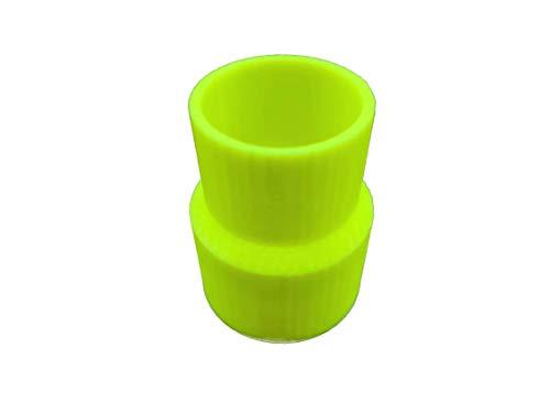 Adaptador de manguera reductor de 35 mm a 32 mm