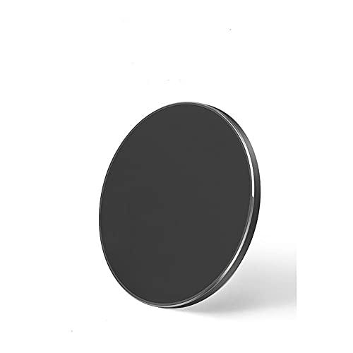 QPALZMGK Cargador Inalámbrico Estación De Carga Inalámbrica 3 En 1 para Apple Watch Airpods Pro / 2 Soporte De Carga Inalámbrico Y Desmontable para iPhone 11 Pro MAX/X/XS/XR / 8Plus,Negro