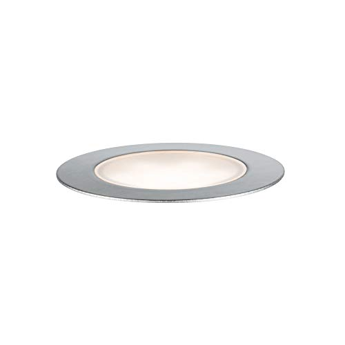 Paulmann 939.53 Outdoor Plug & Shine Floor Eco IP65 3000K 1W 24V 93953 LED Bodeneinbauleuchte Aussenbeleuchtung Bodenstrahler Bodenbeleuchtung