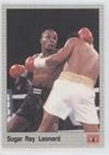 Sugar Ray Leonard (Trading Card) 1991 All World Boxing - [Base] #24