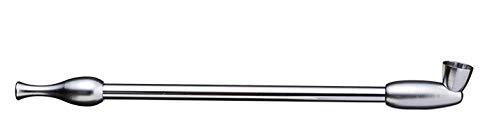 柘製作所 tsuge 宝船 煙管 メタル キセル ゴールド シルバー 金色 銀色 真鍮 (シルバー)
