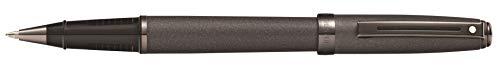 Sheaffer Prelude - Penna a sfera ricaricabile, tonalità canna di fucile spazzolata, finitura placcata PVD color canna di fucile