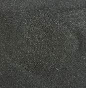 Deko-JunKies Dekosand Bastelsand Quarzsand fein (Grau dunkel)