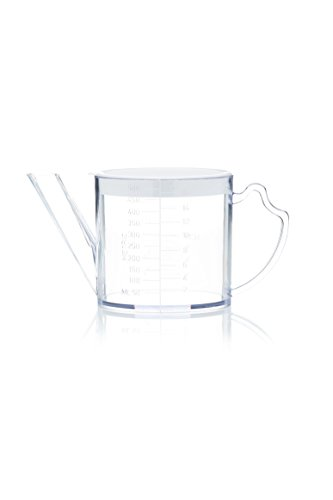 KitchenCraft Fetttrennkanne, Kunststoff, 500 ml