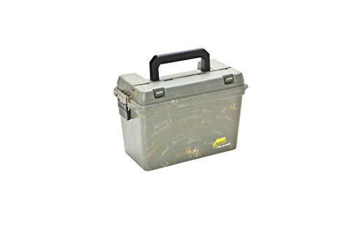 Plano 1612 Deep Water Resistant Feld Box mit Heben Out Tray