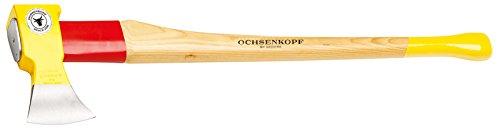 OCHSENKOPF OX 630 H-2757 SPALT-Axt/Schlegelaxt, mit Hickorystiel