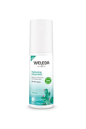 Weleda Hydramist Bruma Facial Hidratante De Extracto De Cactus - 100 ml