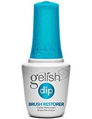 Gelish Soak Off Basix Acrylic Powder Nail Polish Dip Set Starter Kit (2 Pack)