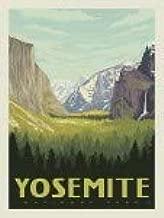 National Park Yosemite Panel