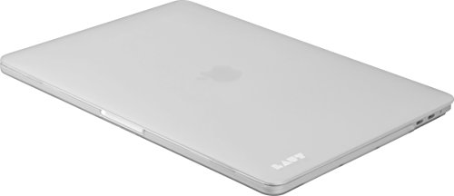 Laut HUEX Hardshell Case - Compatible with 13' MacBook Pro (2016 or Newer) - Clear - LAUT_13MP16_HX_F
