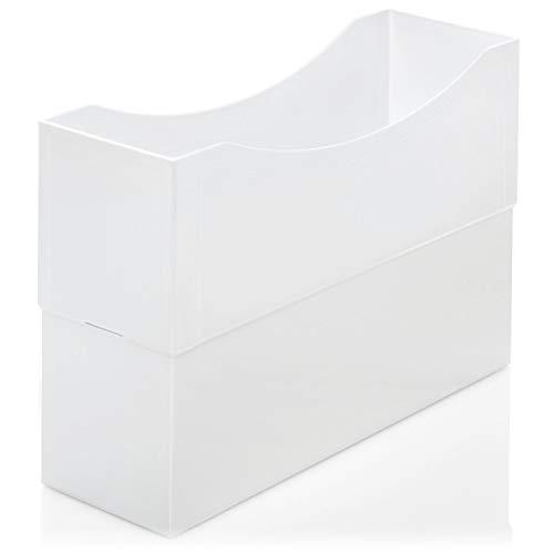Classei Kunstoff Box, Farbe: lichtgrau, auch als Ablagebox verwendbar