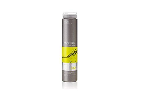 ERAYBA HydraKer K12 Champú Reparador e Hidratante de Queratina y Aceite de Argán - 250 ml