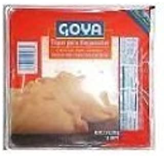 Goya Tapa Empanada Dough Shell, 11.6 Ounce -- 16 per case.