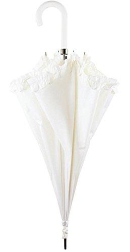 Ombrello Bianco o Avorio da Sposa Elegante