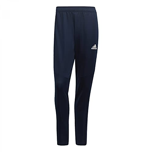 adidas Men's Condivo21 Primeblue Sweatpants, Team Navy Blue/White, XXL UK