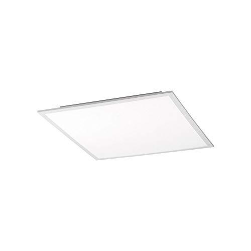 Preisvergleich Produktbild Deckenleuchte 1-Flammig Flat Größe: 30 cm H x 30 cm B x 5.6 cm T