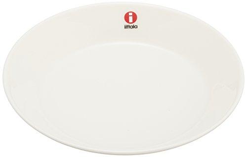 iittala(イッタラ)Teema(ティーマ)カップ&ソーサーホワイト220ml&15cm