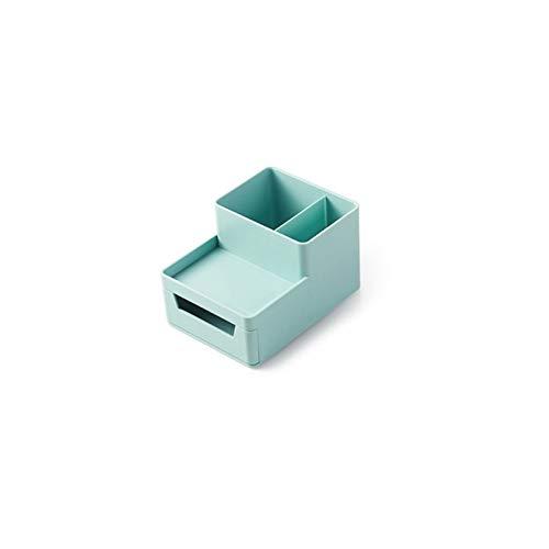 Titular de archivo OFICINA OFICINA ORGANIZADOR A4 Caja de papel Caja de almacenamiento de papel apilable Cabinete de la pluma Titular de la pluma Titular de la caja del documento A4 Caja de almacenami