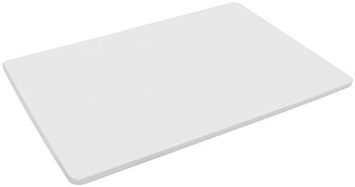 Fackelmann Tagliere in Plastica, HACCP, Bianco