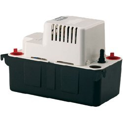 Little Giant 554405 Vcma-15 Series Condensate Pump, 7' Height, 5' Width, 11' Length, 115V