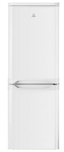 Indesit NCAA 55 - Frigorifero-congelatore (205 L, SN-T, 43 dB, 3 kg / 24h, A +), Bianco