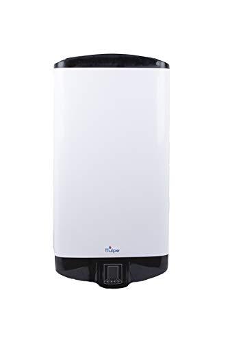 TTulpe TTSMMA80 Flacher elektrischer Warmwasserbereiter mit intelligenter Steuerung … Smart Master 80, 230 V, Weiß