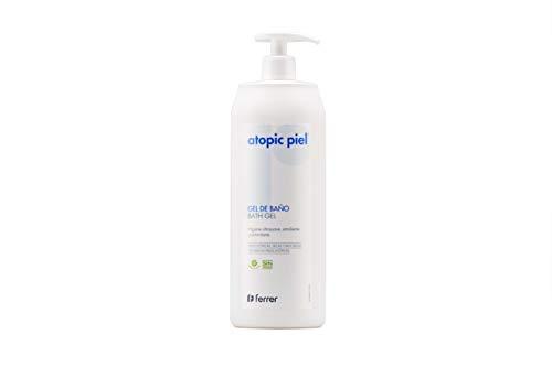 Repavar Atopic Piel Gel de Baño para pieles secas o muy secas 750 ml
