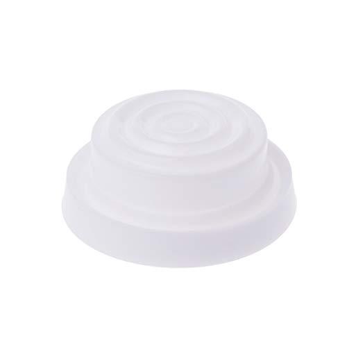 A0127 1 st¨¹ck elektrische milchpumpe membran zubeh?r wei? baby silikon f¨¹tterung ersatzteile