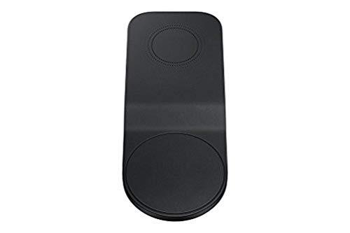 SAMSUNG Tray de Living Series - Multisuperficie de Carga inalámbrica Bottle, Smartphones compatibles Level U Pro, Color Negro- Versión Extranjera