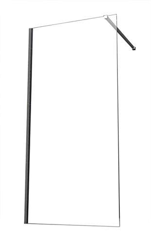 8 mm Duschwand SC 120 x 200 cm