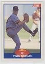 paul gibson 1989 score