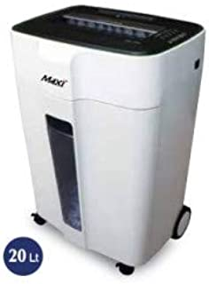 Maxi DM-120M Micro Cut Shredder