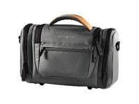 "Samsonite Camera Case""Torbole 130"", grey/orange - Funda (grey/orange, Torbole 130, Poliéster, 480 g, 210 x 100 x 180 mm)"