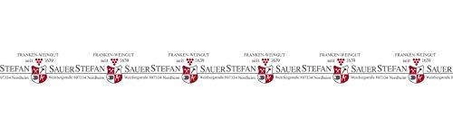 Stefan Sauer Silvaner Qualitätswein Nordheimer Vögelein 2019 Trocken (6 x 1.0 l)