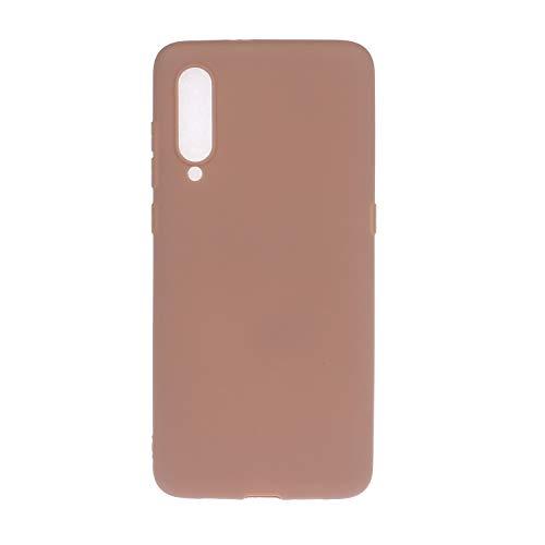 HopMore 3 pak voor Xiaomi Mi A3 / CC9e zachte siliconen patroon kleur, Xiaomi Mi A3 / CC9e, Khaki (stad)