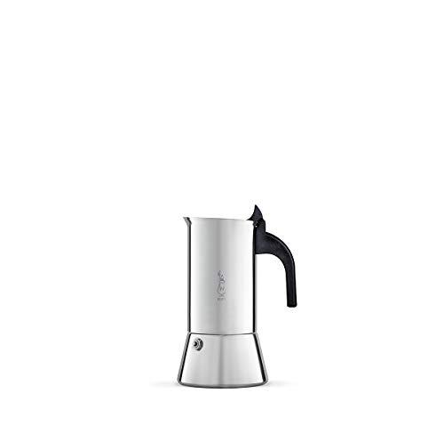Bialetti Venus Espressokocher (No induktion), Stahl, Silber, 2 Tassen