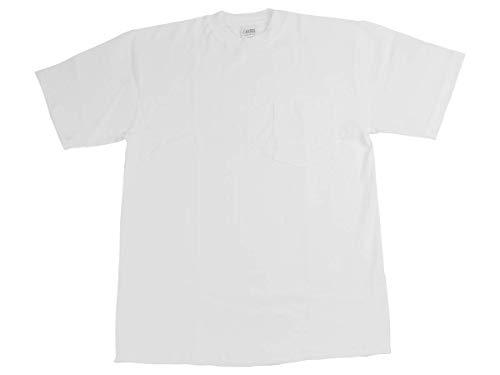 (キャンバー)CAMBER 302 8オンス マックスウェイト ポケットTシャツ [並行輸入品] ホワイト XL