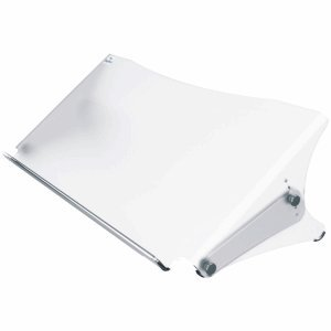 Dataflex Dokumentenhalter ErgoDoc HV 401 A3 quer Acryl matt