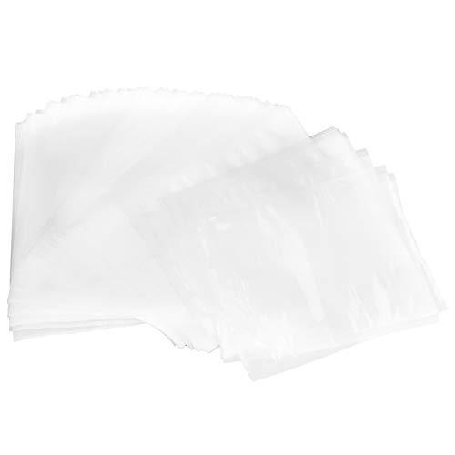 Bolsa de almacenamiento de alimentos, rendimiento de sellado Práctico bloqueo en nutrición Práctica bolsa de envasado al vacío para la cocina casera(20 * 25cm)