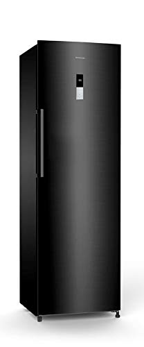 FRIGORIFICO INFINITON CL-18BSTL BLACK INOX (Cooler, Una Puerta, 375 litros, Alto 185 cm, A++ INVERTER, NO FROST METAL TECHNOLOGY, Independiente)